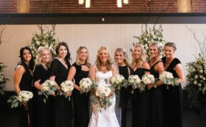 Bridal Party flowers Portland Or